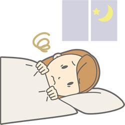 福岡市東区でむくみ、冷え、坐骨神経痛、不眠の女性