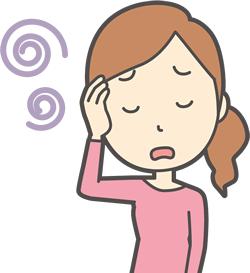 福岡市東区自律神経のお悩みの女性
